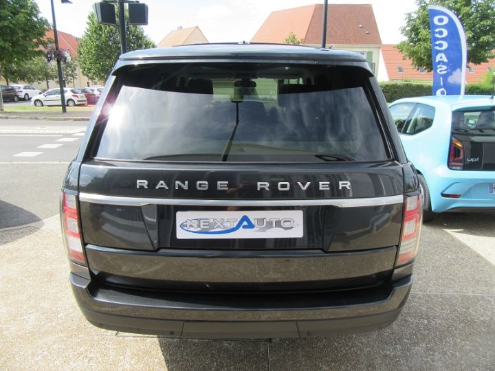 Land Rover Range Rover 4.4 SDV8 AUTOBIOGRAPHY GRIS Occasion - 6