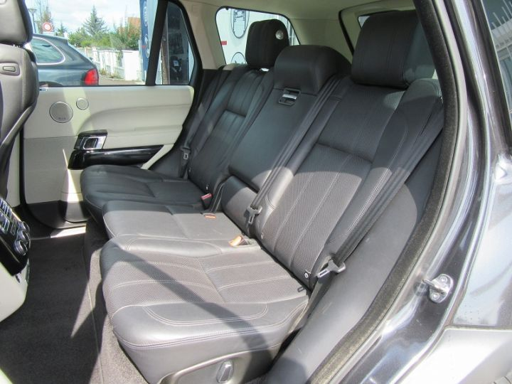 Land Rover Range Rover 4.4 SDV8 AUTOBIOGRAPHY GRIS Occasion - 11