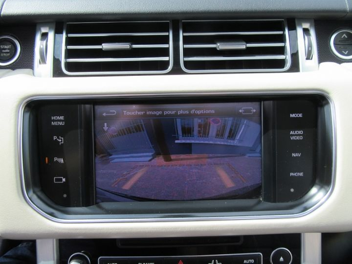 Land Rover Range Rover 4.4 SDV8 AUTOBIOGRAPHY GRIS Occasion - 14