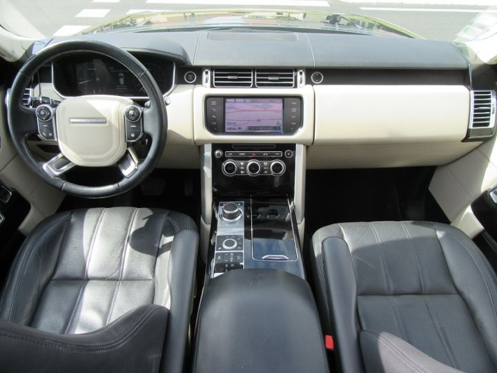 Land Rover Range Rover 4.4 SDV8 AUTOBIOGRAPHY GRIS Occasion - 17