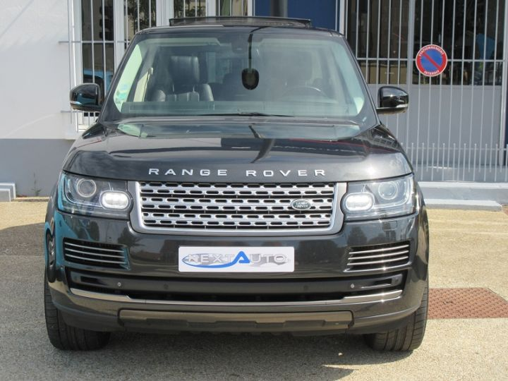 Land Rover Range Rover 4.4 SDV8 AUTOBIOGRAPHY GRIS Occasion - 20
