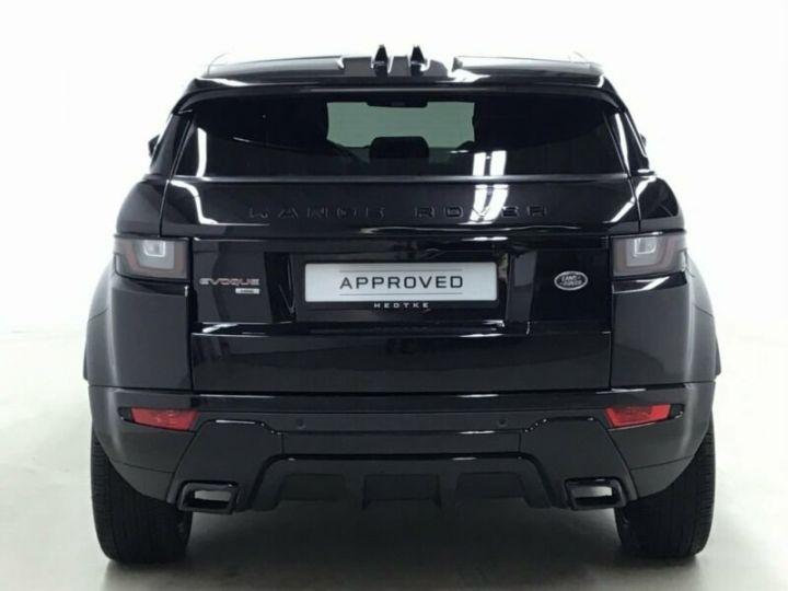Land Rover Range Rover Evoque noir - 1