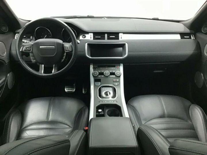 Land Rover Range Rover Evoque noir - 3