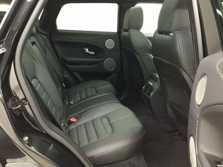 Land Rover Range Rover Evoque noir - 4