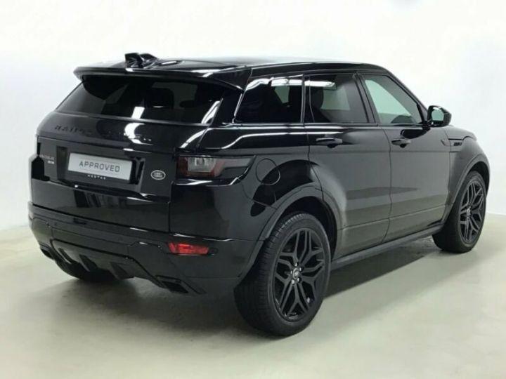 Land Rover Range Rover Evoque noir - 6