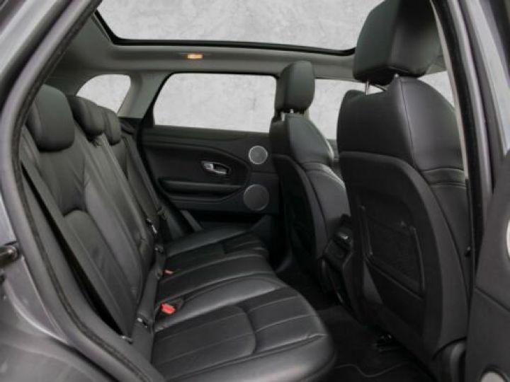Land Rover Range Rover Evoque Noir métallisée  - 4