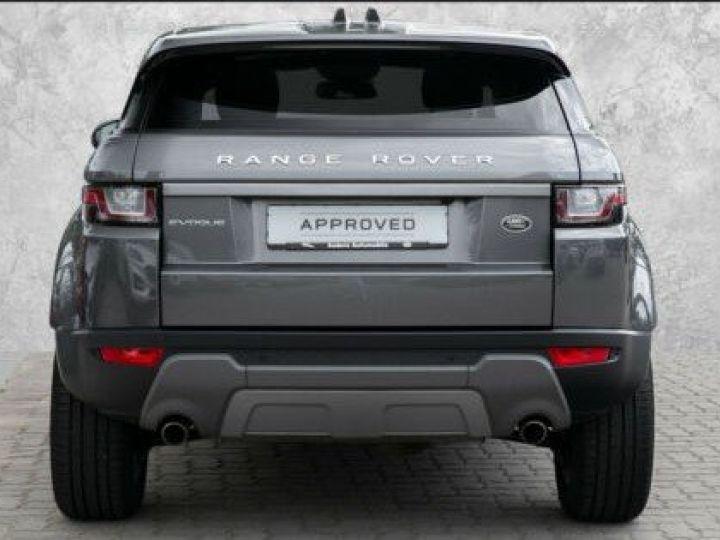 Land Rover Range Rover Evoque Noir métallisée  - 6