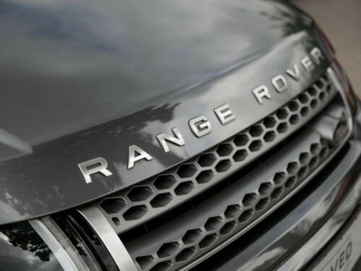 Land Rover Range Rover Evoque Noir métallisée  - 11