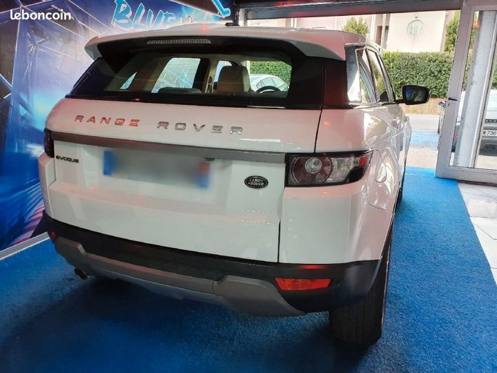 Land Rover Range Rover Evoque 150ch 5portes Blanc - 2