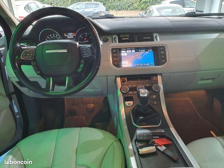 Land Rover Range Rover Evoque 150ch 5portes Blanc - 5