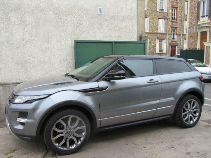 Land Rover Range Rover Evoque 2.0 SI4 DYNAMIC BVA 3P GRIS Occasion - 5