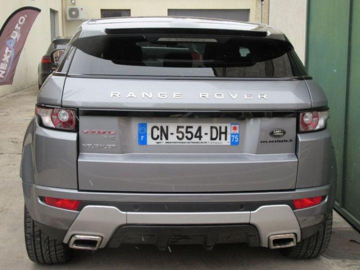 Land Rover Range Rover Evoque 2.0 SI4 DYNAMIC BVA 3P GRIS Occasion - 7