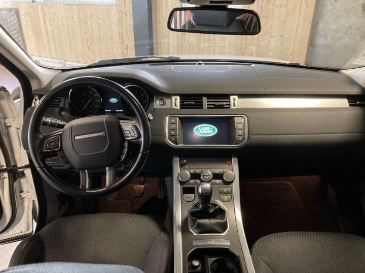Land Rover Range Rover Evoque 2.0 TD4 150 PURE Mark III e-Capability BLANC FUJI - 11