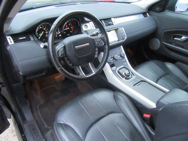 Land Rover Range Rover Evoque 2.0 TD4 180 BUSINESS BVA MARK V Noir - 2