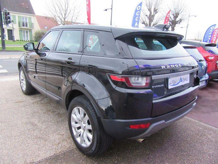 Land Rover Range Rover Evoque 2.0 TD4 180 BUSINESS BVA MARK V Noir - 3