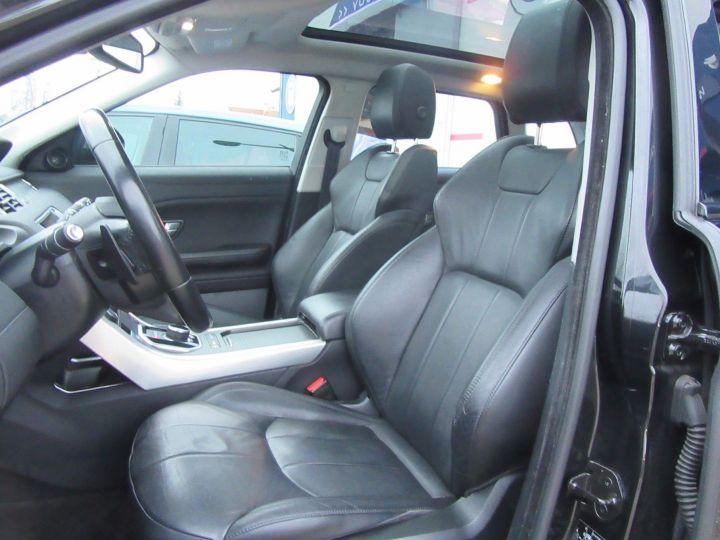 Land Rover Range Rover Evoque 2.0 TD4 180 BUSINESS BVA MARK V Noir - 4