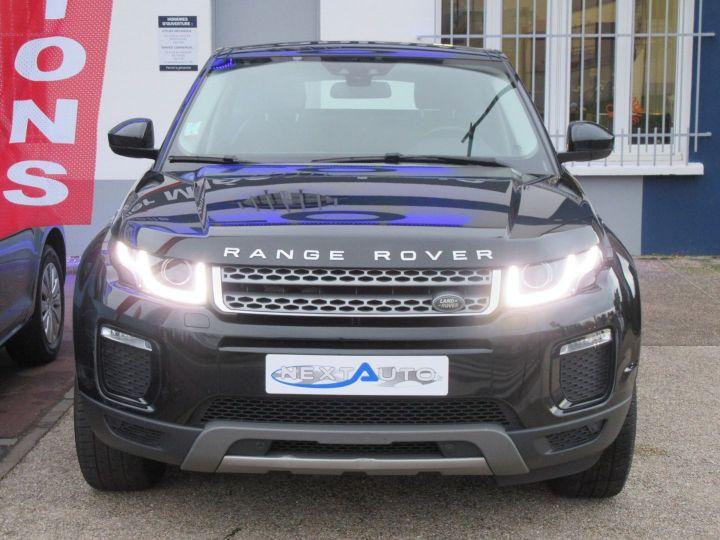 Land Rover Range Rover Evoque 2.0 TD4 180 BUSINESS BVA MARK V Noir - 6