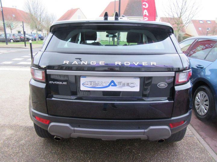 Land Rover Range Rover Evoque 2.0 TD4 180 BUSINESS BVA MARK V Noir - 8