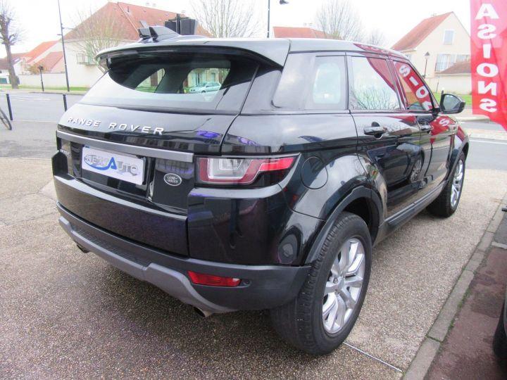 Land Rover Range Rover Evoque 2.0 TD4 180 BUSINESS BVA MARK V Noir - 9