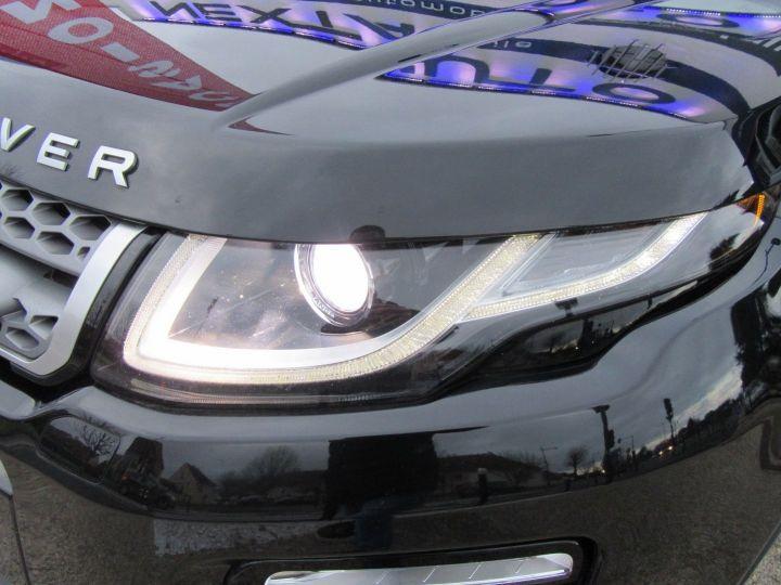 Land Rover Range Rover Evoque 2.0 TD4 180 BUSINESS BVA MARK V Noir - 11