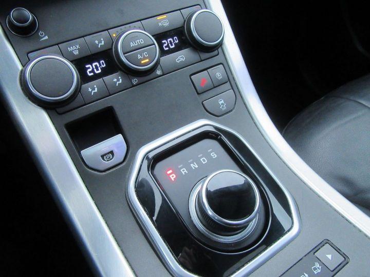 Land Rover Range Rover Evoque 2.0 TD4 180 BUSINESS BVA MARK V Noir - 17