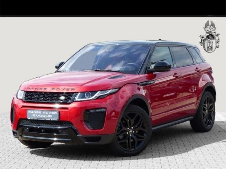 Land Rover Range Rover Evoque 2.0 TD4 180 HSE DYNAMIC BVA MARK IV ROUGE Occasion - 11