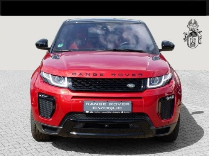 Land Rover Range Rover Evoque 2.0 TD4 180 HSE DYNAMIC BVA MARK IV ROUGE Occasion - 12