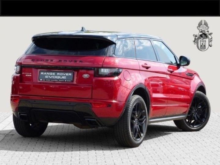 Land Rover Range Rover Evoque 2.0 TD4 180 HSE DYNAMIC BVA MARK IV ROUGE Occasion - 13