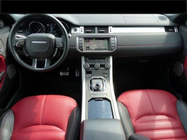 Land Rover Range Rover Evoque 2.0 TD4 180 HSE DYNAMIC BVA MARK IV ROUGE Occasion - 16