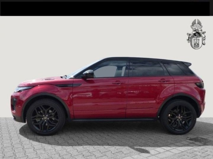 Land Rover Range Rover Evoque 2.0 TD4 180 HSE DYNAMIC BVA MARK IV ROUGE Occasion - 17