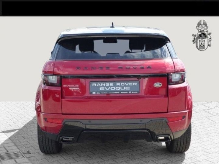 Land Rover Range Rover Evoque 2.0 TD4 180 HSE DYNAMIC BVA MARK IV ROUGE Occasion - 18