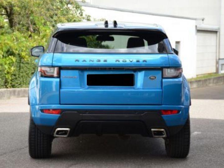Land Rover Range Rover Evoque 2.0 TD4 180 SE DYNAMIC BVA BLEU Occasion - 5