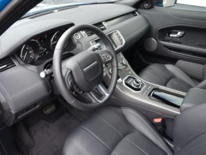 Land Rover Range Rover Evoque 2.0 TD4 180 SE DYNAMIC BVA BLEU Occasion - 9