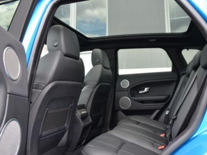 Land Rover Range Rover Evoque 2.0 TD4 180 SE DYNAMIC BVA BLEU Occasion - 10