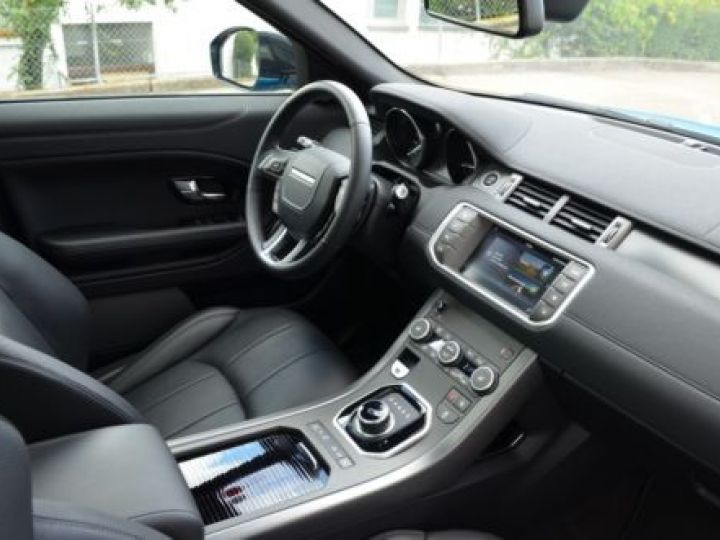Land Rover Range Rover Evoque 2.0 TD4 180 SE DYNAMIC BVA BLEU Occasion - 14