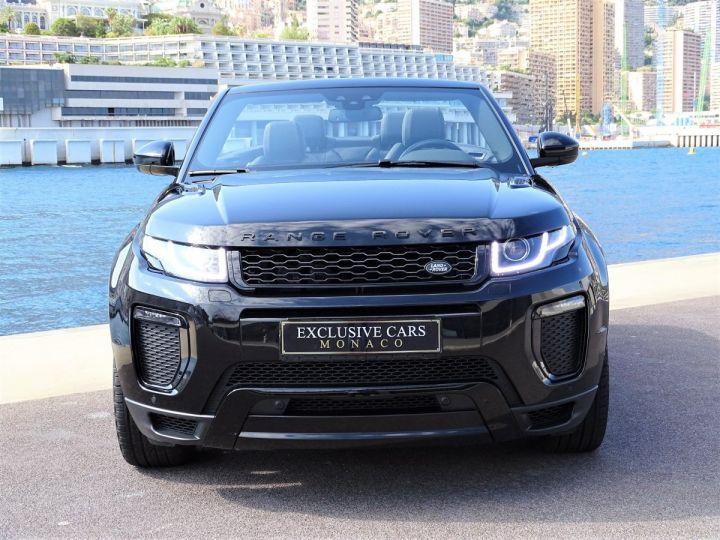 Land Rover Range Rover Evoque 2.0 TD4 HSE DYNAMIC 180 CV BLACK LINE - MONACO Noir Métal  - 2