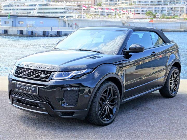 Land Rover Range Rover Evoque 2.0 TD4 HSE DYNAMIC 180 CV BLACK LINE - MONACO Noir Métal  - 4