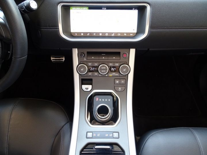Land Rover Range Rover Evoque 2.0 TD4 HSE DYNAMIC 180 CV BLACK LINE - MONACO Noir Métal  - 12