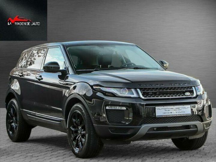 Land Rover Range Rover Evoque 2.0 TD4 SE Black Edition Noir - 1