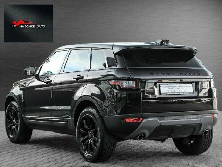 Land Rover Range Rover Evoque 2.0 TD4 SE Black Edition Noir - 3