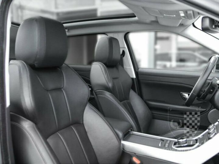 Land Rover Range Rover Evoque 2.0 TD4 SE Black Edition Noir - 5