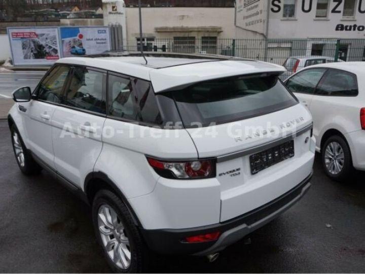 Land Rover Range Rover Evoque # 2.2 D, 1ere Main, 23000Kms Blanc - 2