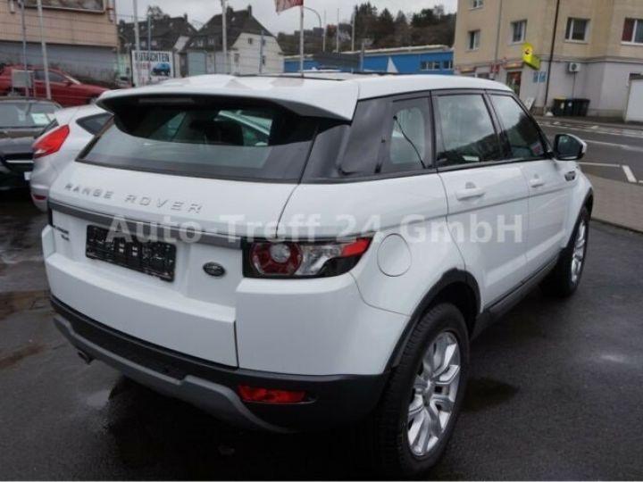 Land Rover Range Rover Evoque # 2.2 D, 1ere Main, 23000Kms Blanc - 3