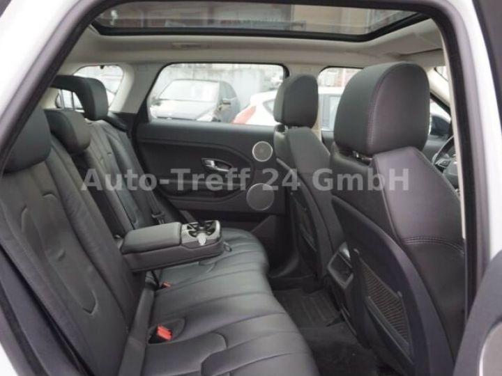 Land Rover Range Rover Evoque # 2.2 D, 1ere Main, 23000Kms Blanc - 8