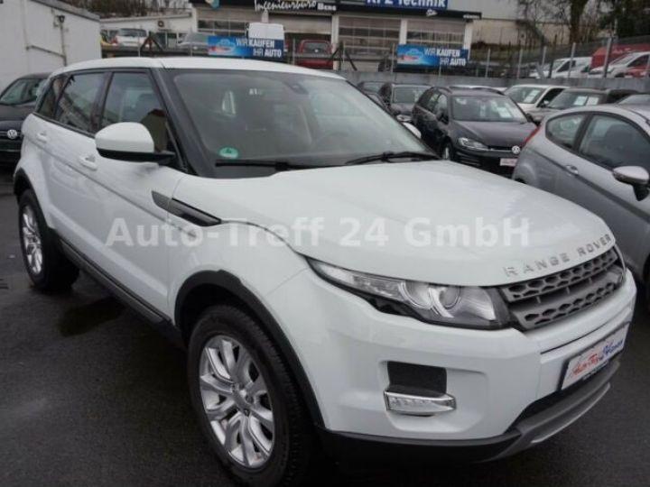 Land Rover Range Rover Evoque # 2.2 D, 1ere Main, 23000Kms Blanc - 11