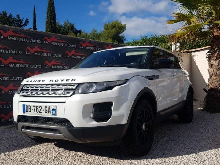 Land Rover Range Rover Evoque 2.2 D 4X4 DIESEL BLANC - 1