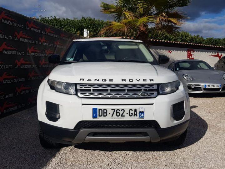Land Rover Range Rover Evoque 2.2 D 4X4 DIESEL BLANC - 3