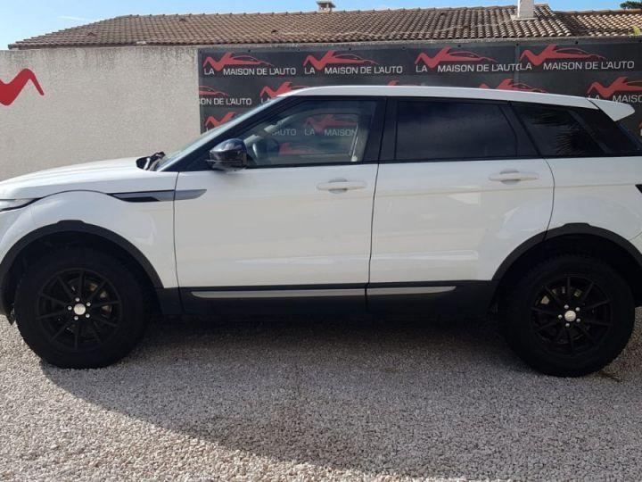 Land Rover Range Rover Evoque 2.2 D 4X4 DIESEL BLANC - 4