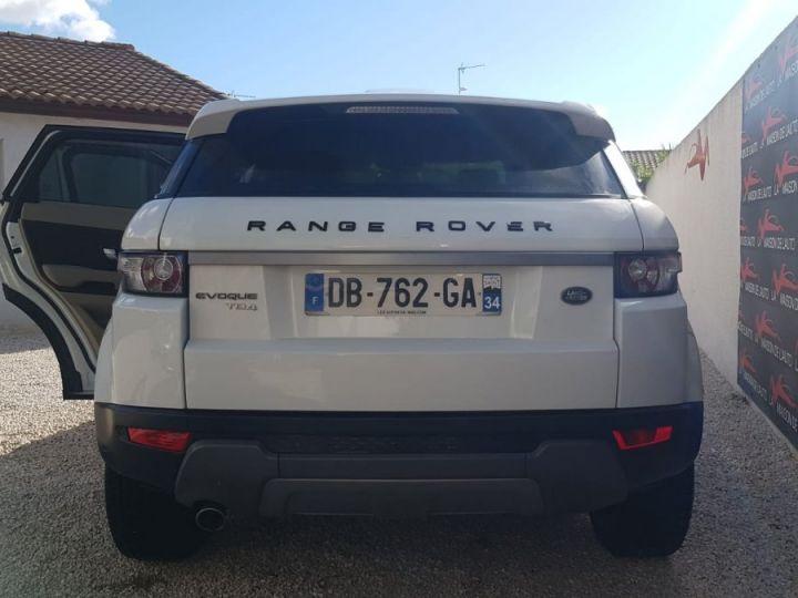 Land Rover Range Rover Evoque 2.2 D 4X4 DIESEL BLANC - 5