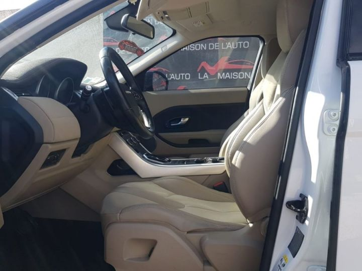 Land Rover Range Rover Evoque 2.2 D 4X4 DIESEL BLANC - 8